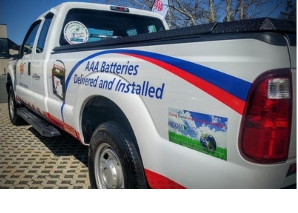AAA Propane Truck Fleet